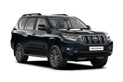 Toyota LandCruiser SUV SUV 4wd 2.8 D 204PS Active 5Dr Auto [Start Stop] [5Seat]